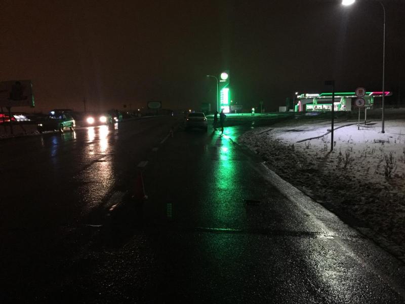 Врезультате происшествия надороге под Оренбургом натрассе «Оренбург— Орск» пострадала пенсионерка